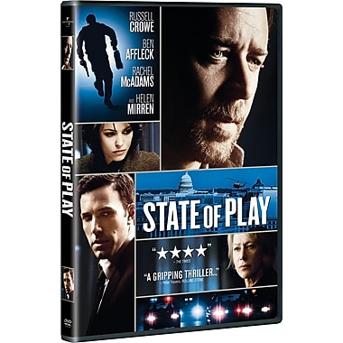 State of Play (2009) (DVD)