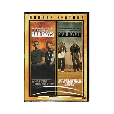 Bay Boys/Bad Boys II (DVD)