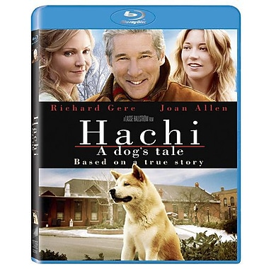 Hachi: A Dog's Tale (Blu-Ray)
