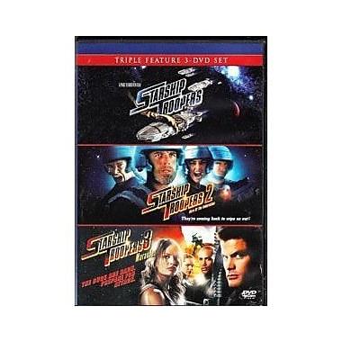 Starship Troopers/Starship Troopers2/Starship Troopers 3 (DVD)