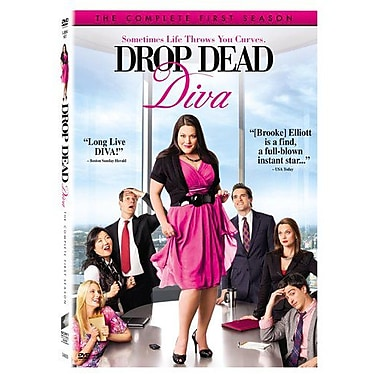 Drop Dead Diva: The complete First Season (DVD)
