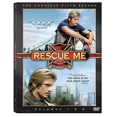 Rescue Me: The Complete Fifth Season: Volumes 1 & 2 (DVD)