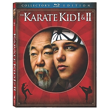 The Karate Kid/The Karate Kid Part II (Blu-Ray)