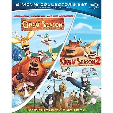 Open Season 1 & 2 2-Pack (Blu-Ray)