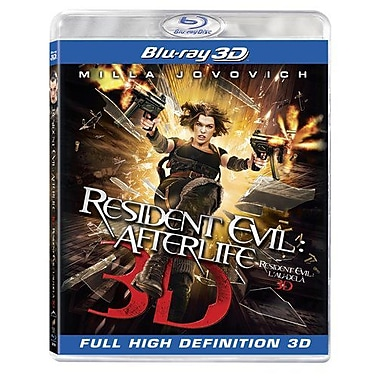 Resident Evil: Afterlife 3D (3D Blu-Ray)