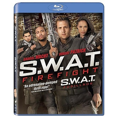 S.W.A.T.: Firefight (Blu-Ray)