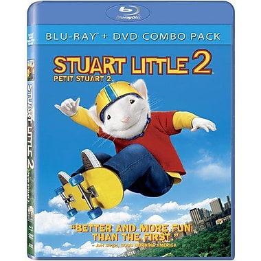 Stuart Little 2 (Blu-Ray + DVD)