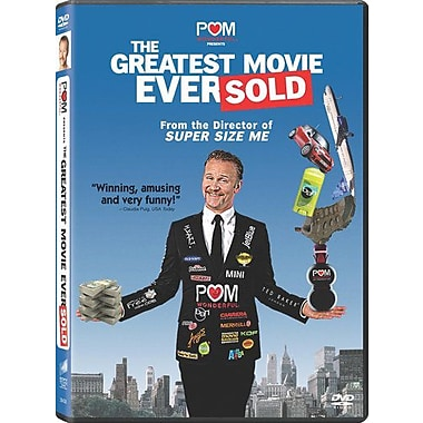 Pom Wonderful Presents: The Greatest Movie Ever Sold (Blu-Ray)