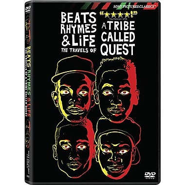 Beats, Rhymes & Life: The Travels of A Tribe Calle (Blu-Ray)