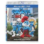 The Smurfs 3D (3D Blu-Ray)
