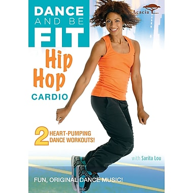 Dance and Be Fit: Hip Hop Cardio (Acacia) (DVD)