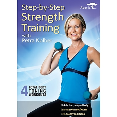 Step-by-Step Strength Training (Acacia) (DVD)