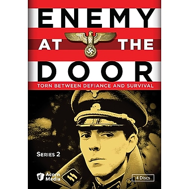 Enemy at the Door: Series2 (DVD)