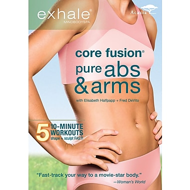 Exhale - Pure Abs and Arms (Acacia) (DVD)
