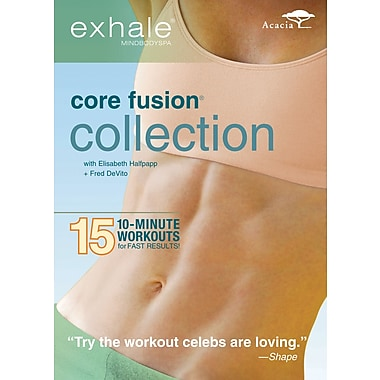 Exhale - Core Fusion Collection (Acacia) (DVD)