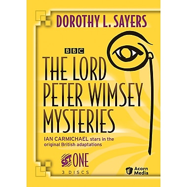 Lord Peter Wimsey Mysteries: Set 1 (DVD)