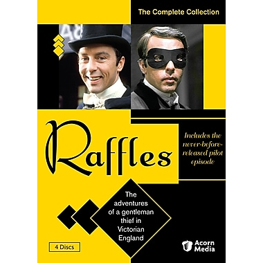 Raffles: Complete Collection (DVD)