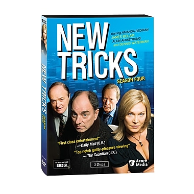 New Tricks: Series Four (DVD)