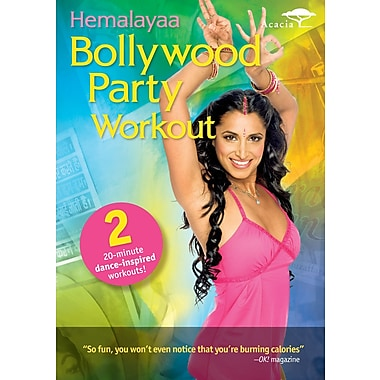 Hemalayaa: Bollywood Party Workout (Acacia) (DVD)