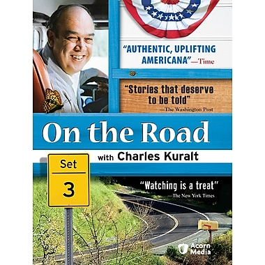 On the Road with Charles Kuralt: Set 3 (DVD)