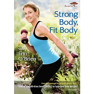Strong Body, Fit Body with Erin O'Brien (Acacia) (DVD)
