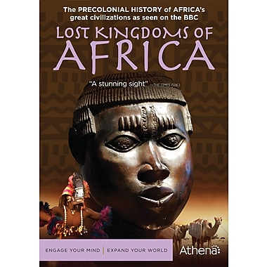 Lost Kingdoms of Africa (DVD)