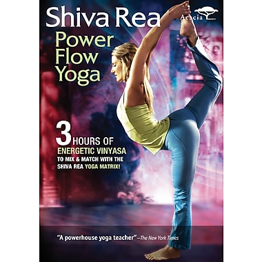 Shiva Rea: Power Flow Yoga (Acacia) (DVD)