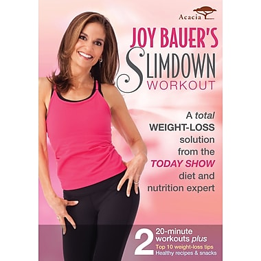 Joy Bauer's Slimdown Workout (Acacia) (DVD)