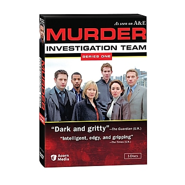 Murder Investigation Team: Series 1 (DVD)