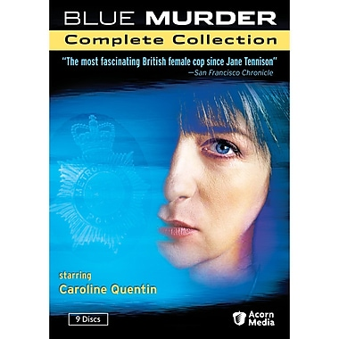 Blue Murder: Complete Collection (DVD)