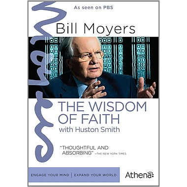 Bill Moyers: The Wisdom of Faith with Huston Smith (DVD)