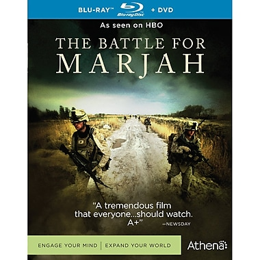 The Battle for Marjah (Blu-Ray + DVD)