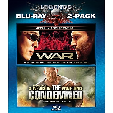 Legends of The Expendables: War/The Condemned (Blu-Ray)