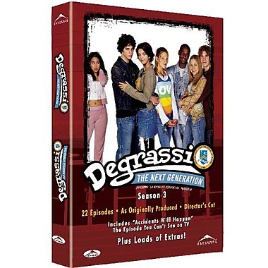 Degrassi: The Next Generation: Season 3 (DVD)