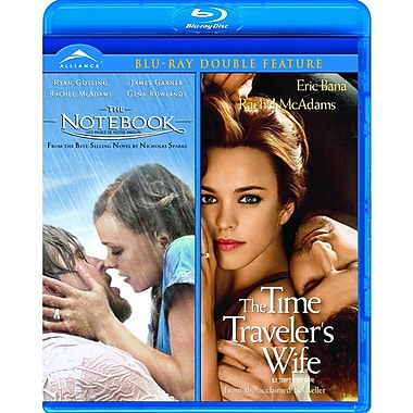 The Notebook/The Time Traveler's Wife (Blu-Ray)