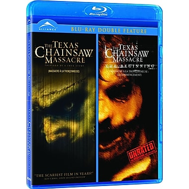 Texas Chainsaw Massacre /Texas Chainsaw Massacre: The Beginning (Blu-Ray)