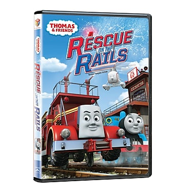 Thomas and Friends: Rescue On The Rails (DVD)