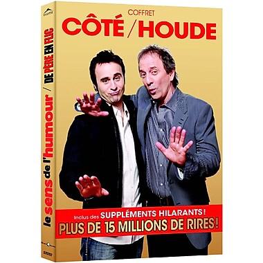 Cote/Houde - Coffret (DVD)