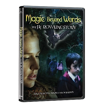 Magic Beyond Words: The J.K. Rowling Story (DVD)