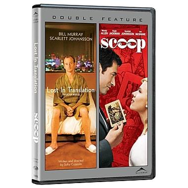 Lost In Translation/Scoop (DVD)