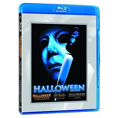 Halloween: The Curse of Michael Myers/Halloween: H20/Halloween 8: Resurrection (Blu-Ray)