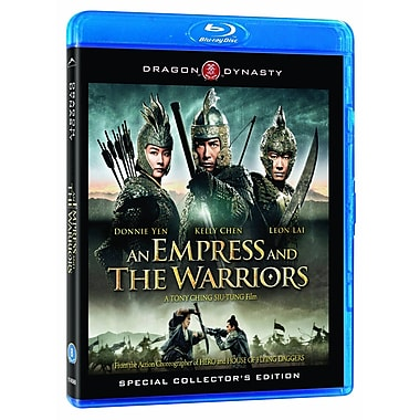 An Empress and the Warriors (Blu-Ray)