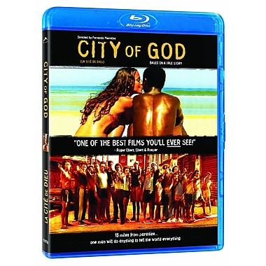 City of God (Blu-Ray)