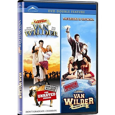 Van Wilder/Van Wilder: The Rise of Taj (DVD)