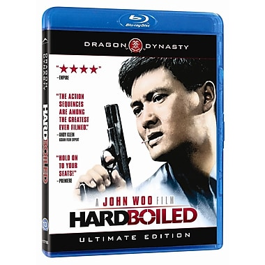 Hard Boiled (Blu-Ray)