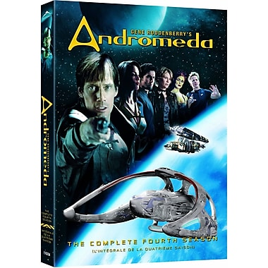 andromeda: The Complete Fourth Season (DVD)