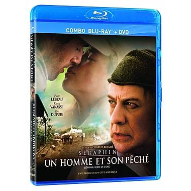 Seraphin: Heart of Stone (Blu-Ray + DVD)