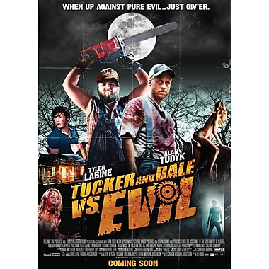 Tucker & Dale vs Evil (DVD)