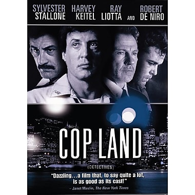 Cop Land (Blu-Ray + DVD)