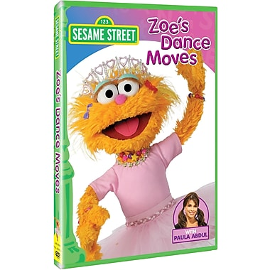 Sesame Street:Zoes Dance Moves (Ff) (DVD)
